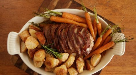 lamb bacon loin lamb recipes