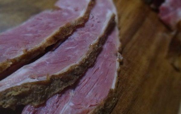 LamBam Christmas Lamb Ham